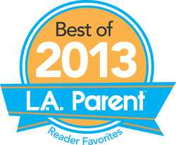 L.A. Parent Best of 2013 Seal